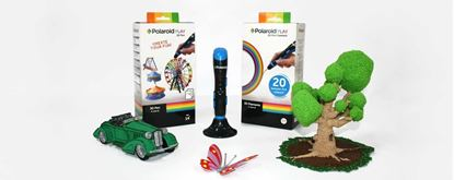 Picture of Polaroid Play 3d Pen + Pack Filaments Polaroid