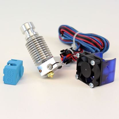 Imagen de Full Kit V6 All-Metal HotEnd 24V (1.75mm) - Bowden