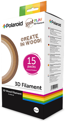 Picture of Polaroid Root Play 3D Pen Filament Pack